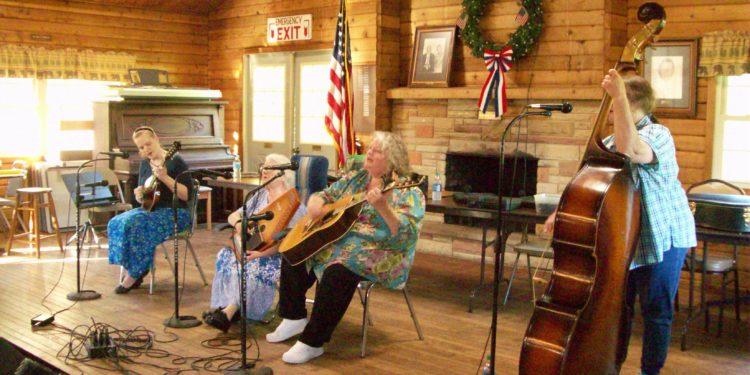 The Tarbay Family folk music group